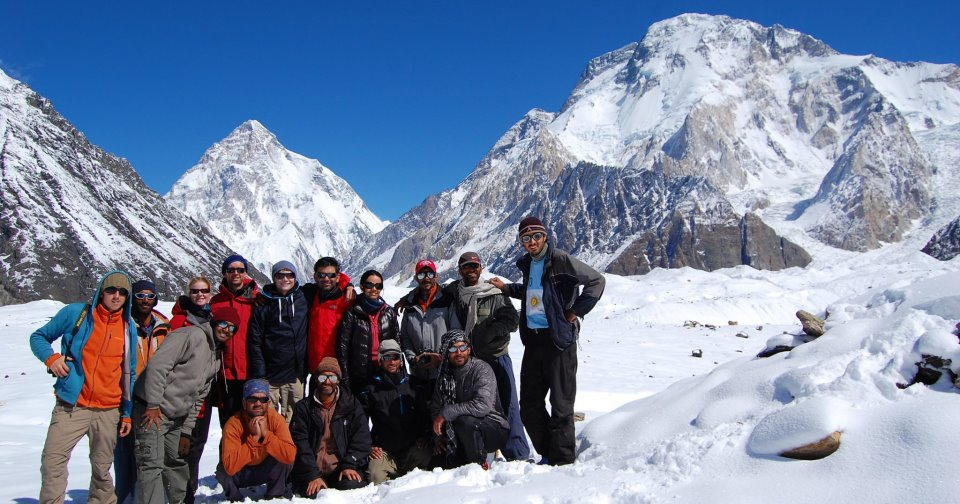 K2 Base Camp Trek | Snowland