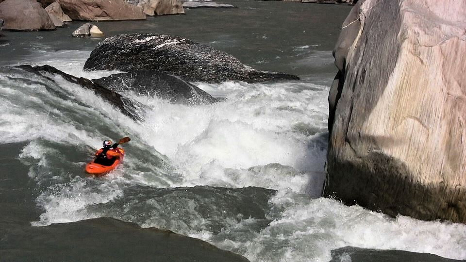Indus River Kayaking